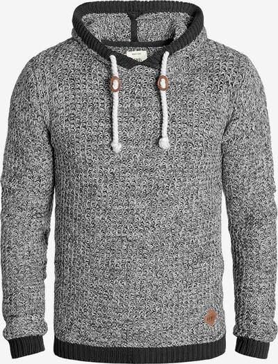 Redefined Rebel Kapuzenpullover 'Manne' in grau, Produktansicht