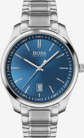 BOSS Casual Analog Watch 'Circuit' in Blue / Silver, Item view