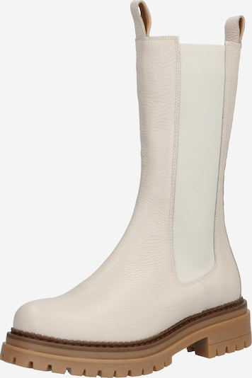 Ca Shott Boots in beige: Frontalansicht