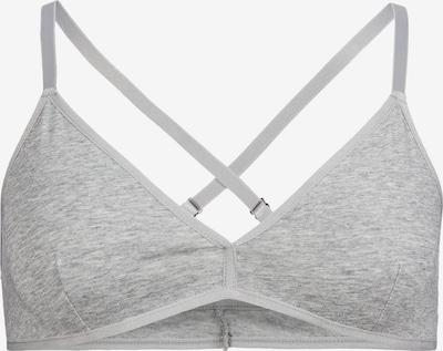 VATTER 'Fine Frida' Triangle Bra in grau, Produktansicht