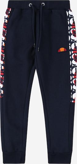 Pantaloni 'Tundro' ELLESSE pe navy: Privire frontală