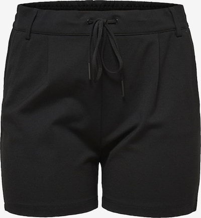 ONLY Carmakoma Shorts 'Cargoldtrash Easy' in schwarz, Produktansicht