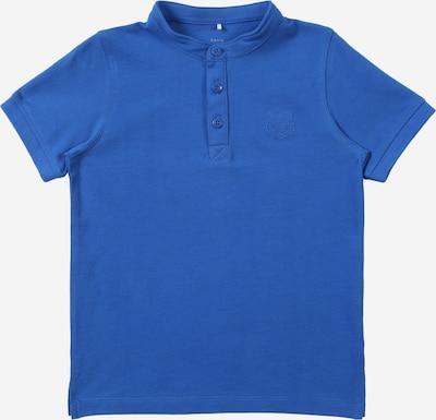 NAME IT Shirt 'NMMVALLO' in blau, Produktansicht