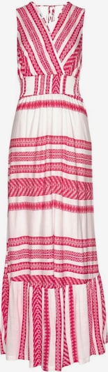 BUFFALO Kleid in rosa / weiß, Produktansicht