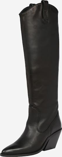 BRONX Buty kowbojskie w kolorze czarnym, Podgląd produktu