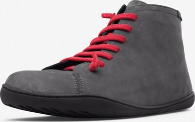 CAMPER Stiefeletten ' Peu ' in rot, Produktansicht