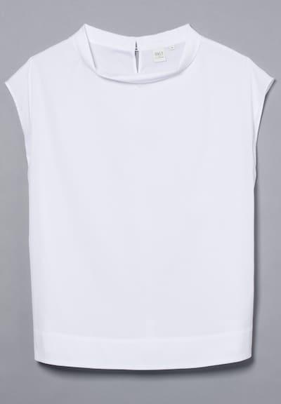 ETERNA ohne Arm Bluse 1863 by ETERNA - PREMIUM in weiß, Produktansicht