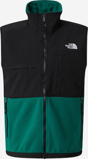 THE NORTH FACE Vest 'Denali' i grøn / sort, Produktvisning