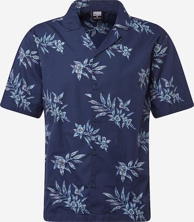 Urban Classics Hemd in rauchblau, Produktansicht