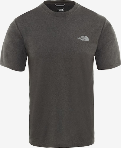 THE NORTH FACE T-Shirt fonctionnel 'Reaxion' en gris / anthracite, Vue avec produit