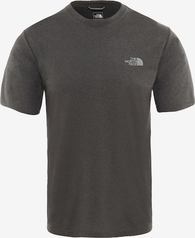 THE NORTH FACE Shirt 'Reaxion' in grau / anthrazit, Produktansicht