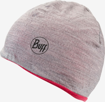 BUFF Set Mütze und Schal in Grau