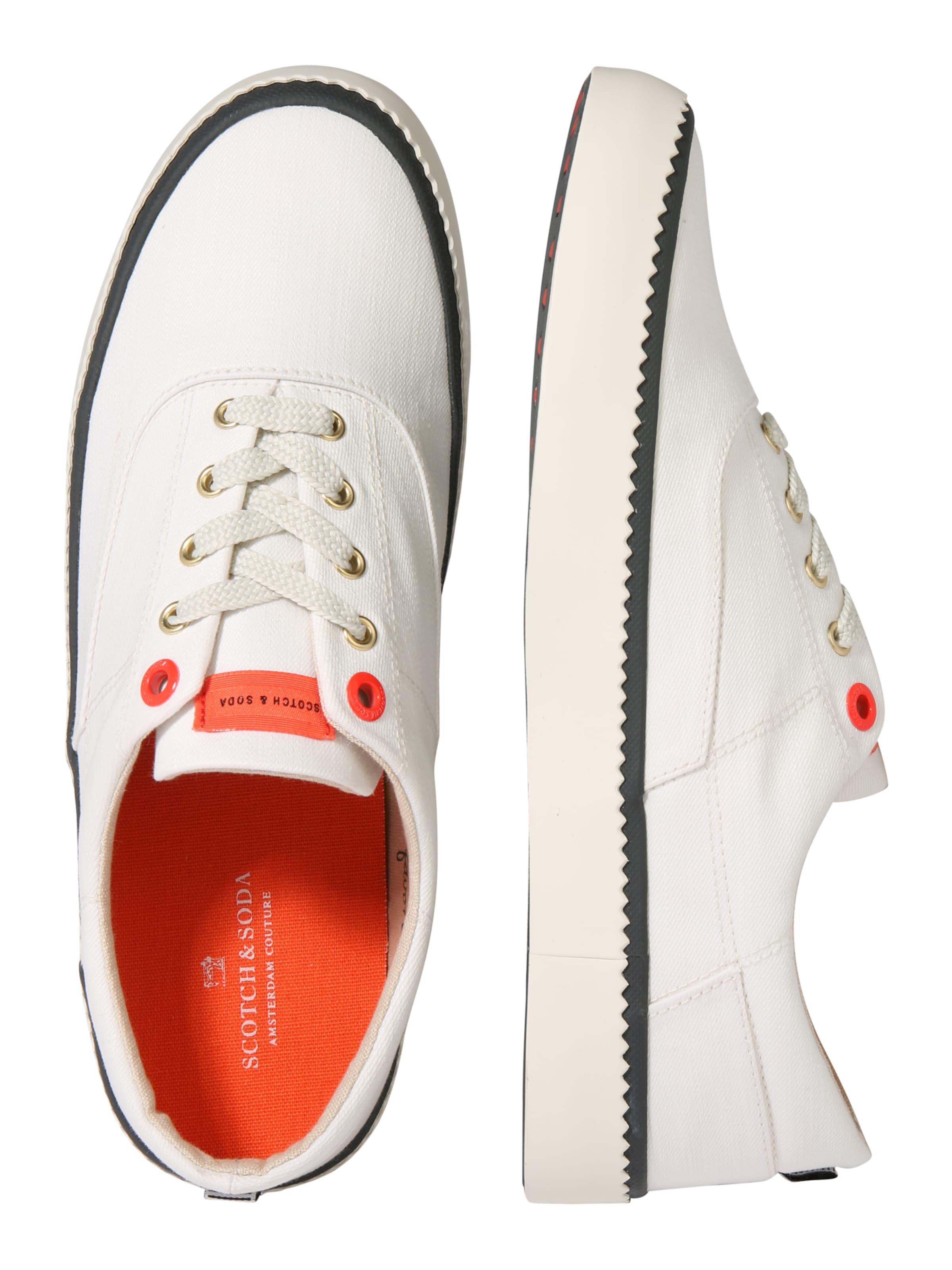 Scotchamp; Sneaker 'menton' In OrangerotOffwhite Soda 8PX0OknZwN
