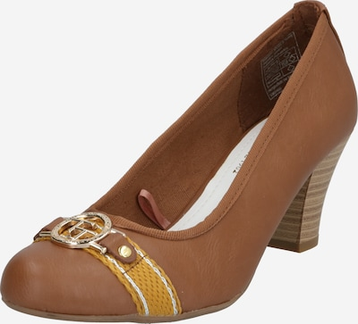 TOM TAILOR Pumps in camel, Produktansicht
