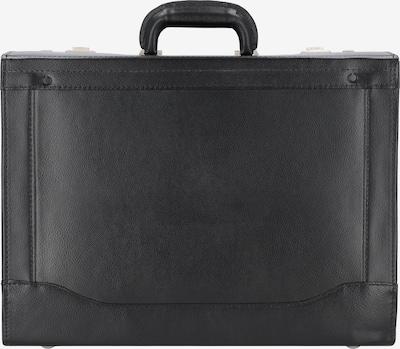 Alassio Pilotenkoffer in schwarz, Produktansicht