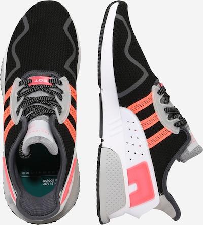 ADIDAS ORIGINALS Sneaker 'CUSHION' in lachs / schwarz: Seitenansicht