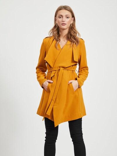 OBJECT Jacke in senf, Modelansicht