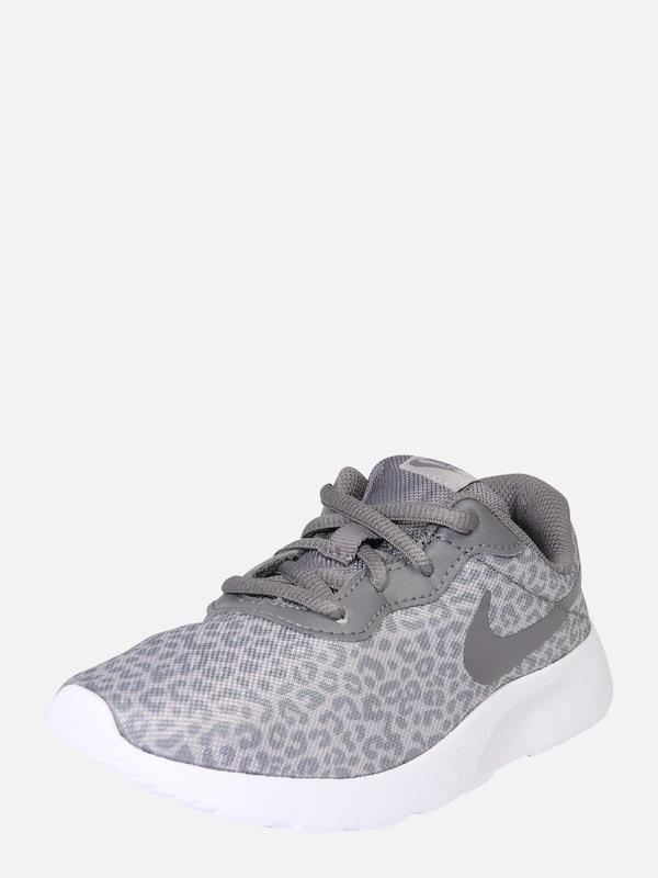 07ae560c0e5 Nike Sportswear Sneakers 'Tanjun Print' in Grijs | ABOUT YOU