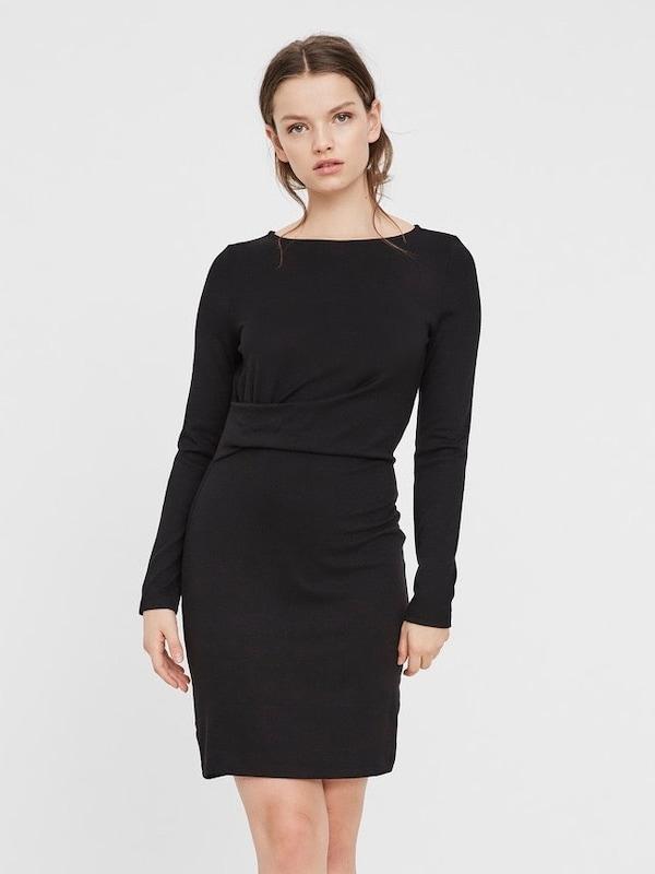 VERO MODA Kleid mit langen Ärmeln Feminines