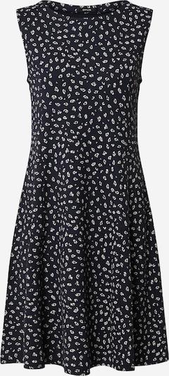 OPUS Kleid 'Wenky abstract ROS' in dunkelblau / weiß, Produktansicht