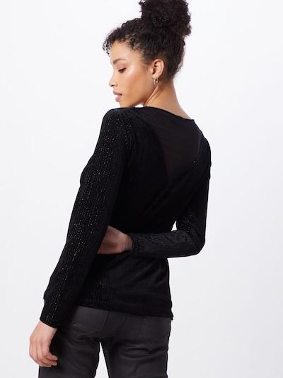 Marškinėliai 'BYRED PULLOVER' iš b.young , spalva - juoda: Vaizdas iš galinės pusės