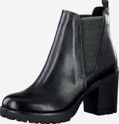Chelsea batai iš MARCO TOZZI , spalva - juoda: Vaizdas iš priekio