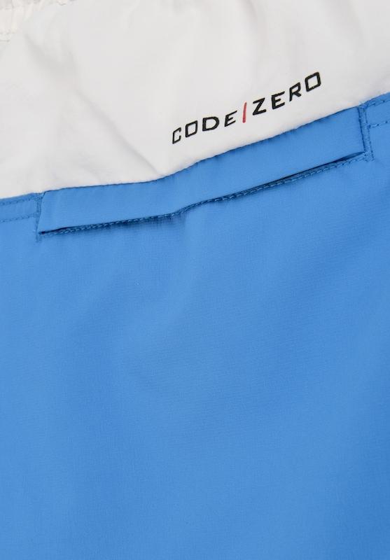 CODE-ZERO Badeshorts 'Voile Duo' Duo' Duo' in himmelblau   weiß  Großer Rabatt 86d745