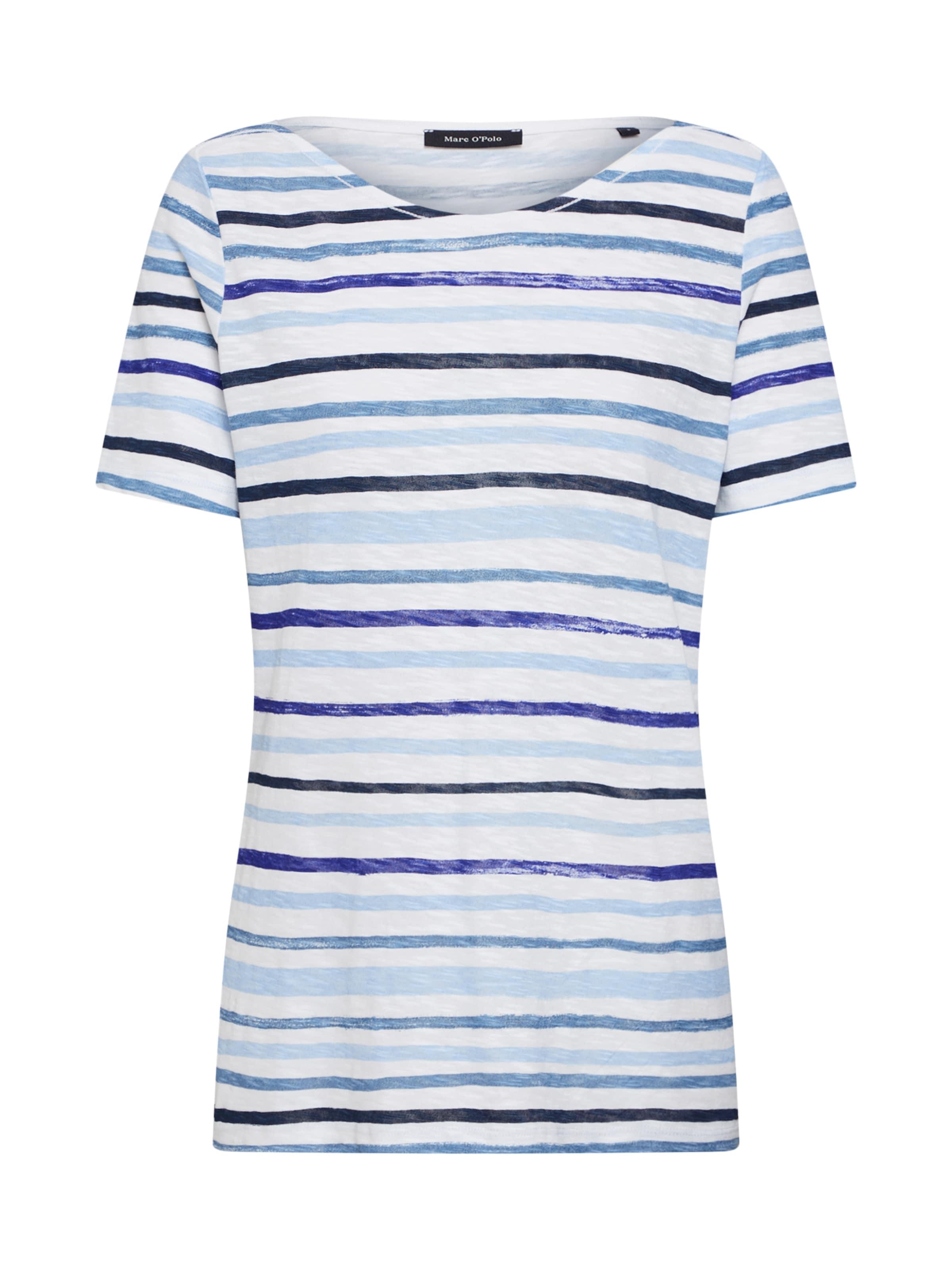 En shirt O'polo Bleu Marc T 0OnkwP