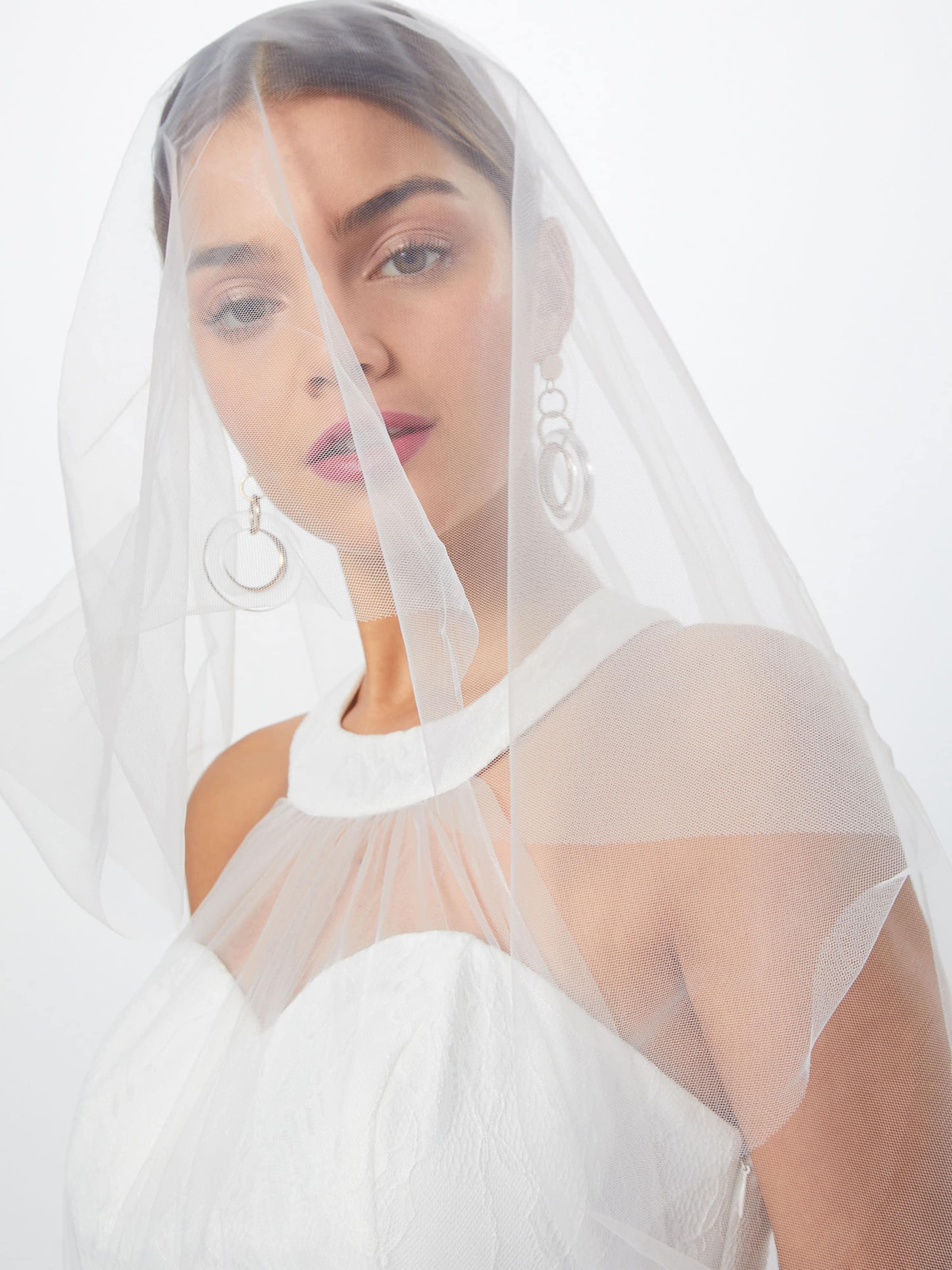 Halterneck In Y s Kleid Dress' 'yaswonder Weiß a b7ygvIYf6