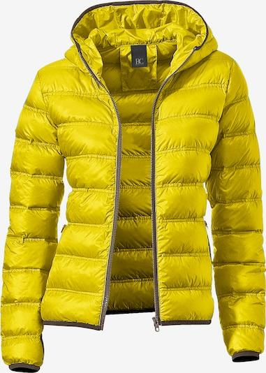 Linea Tesini by heine Winterjas in de kleur Geel, Productweergave