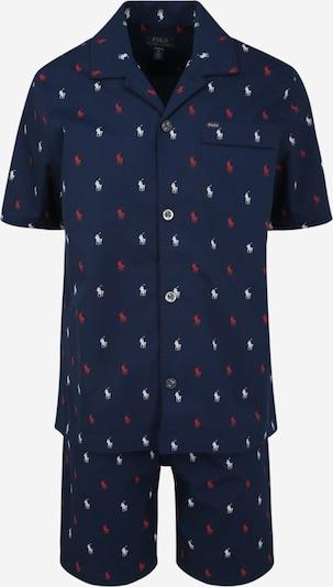 POLO RALPH LAUREN Pyžamo krátké - námořnická modř / červená / bílá, Produkt
