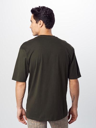 Only & Sons Majica 'ONSDONNIE'   temno zelena barva: Pogled od zadnje strani