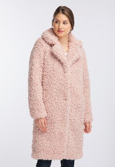 MYMO Mantel in pink, Modelansicht