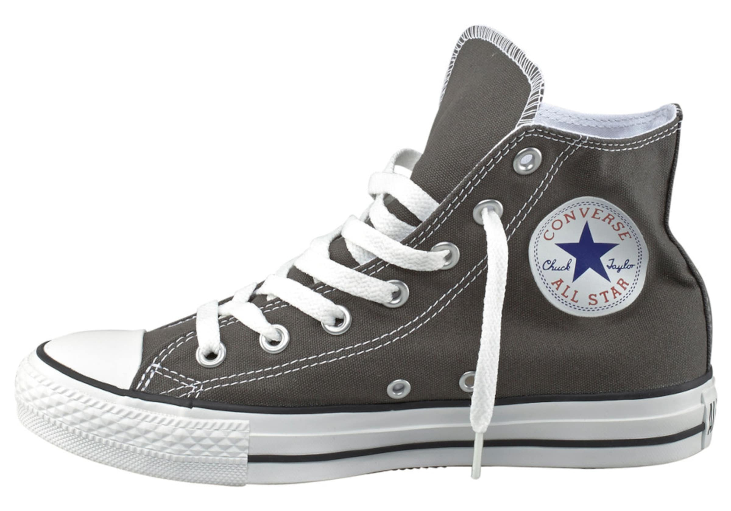 Core Sneaker All Hi Dunkelgrau Chuck In Taylor Converse Star yYf67gb