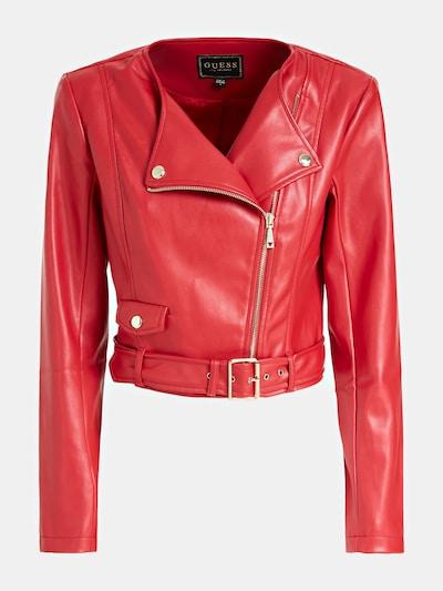 GUESS Jacke in rot, Produktansicht