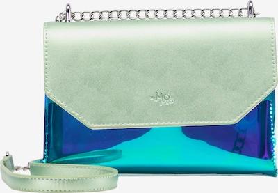 MYMO Bolso en azul / verde claro, Vista del producto