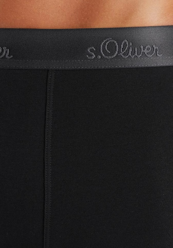 s.Oliver RED LABEL Bodywear Boxer (2 Stück)