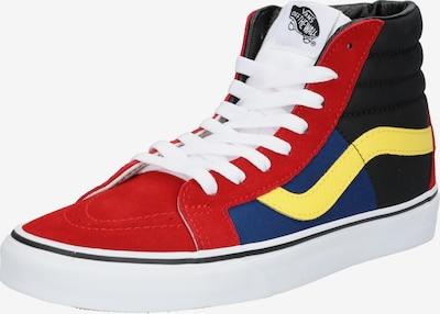 VANS Sneaker 'UA SK8-Hi Reissue' in blau / rot / schwarz, Produktansicht