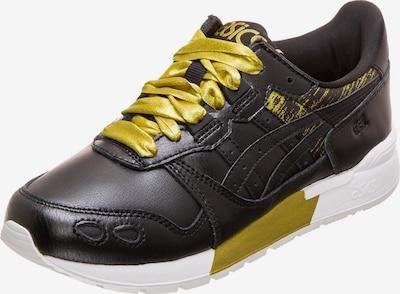 ASICS SportStyle Sneaker 'Gel-Lyte' in gelb / schwarz, Produktansicht
