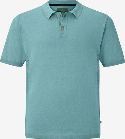 Charles Colby Poloshirt 'Earl Ruben' in blau, Produktansicht