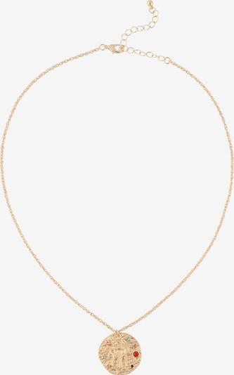 ABOUT YOU Retiazka 'Gemini Zodiac' - zlatá, Produkt