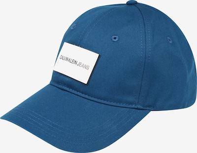 Șapcă 'J INSTITUTIONAL CAP W LE PATCH' Calvin Klein Jeans pe albastru, Vizualizare produs
