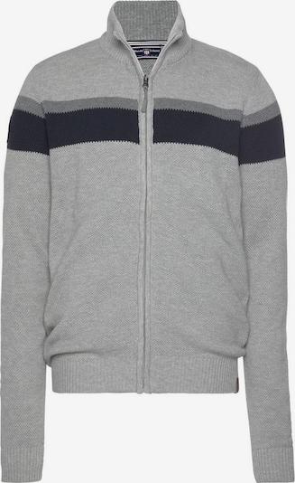 RHODE ISLAND Strickjacke in grau, Produktansicht