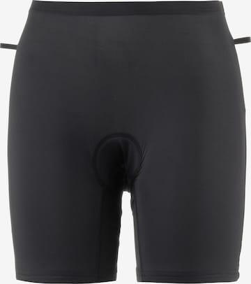 VAUDE Workout Pants 'Innerpants III' in Black