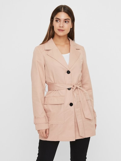 VERO MODA Přechodný kabát - starorůžová, Produkt