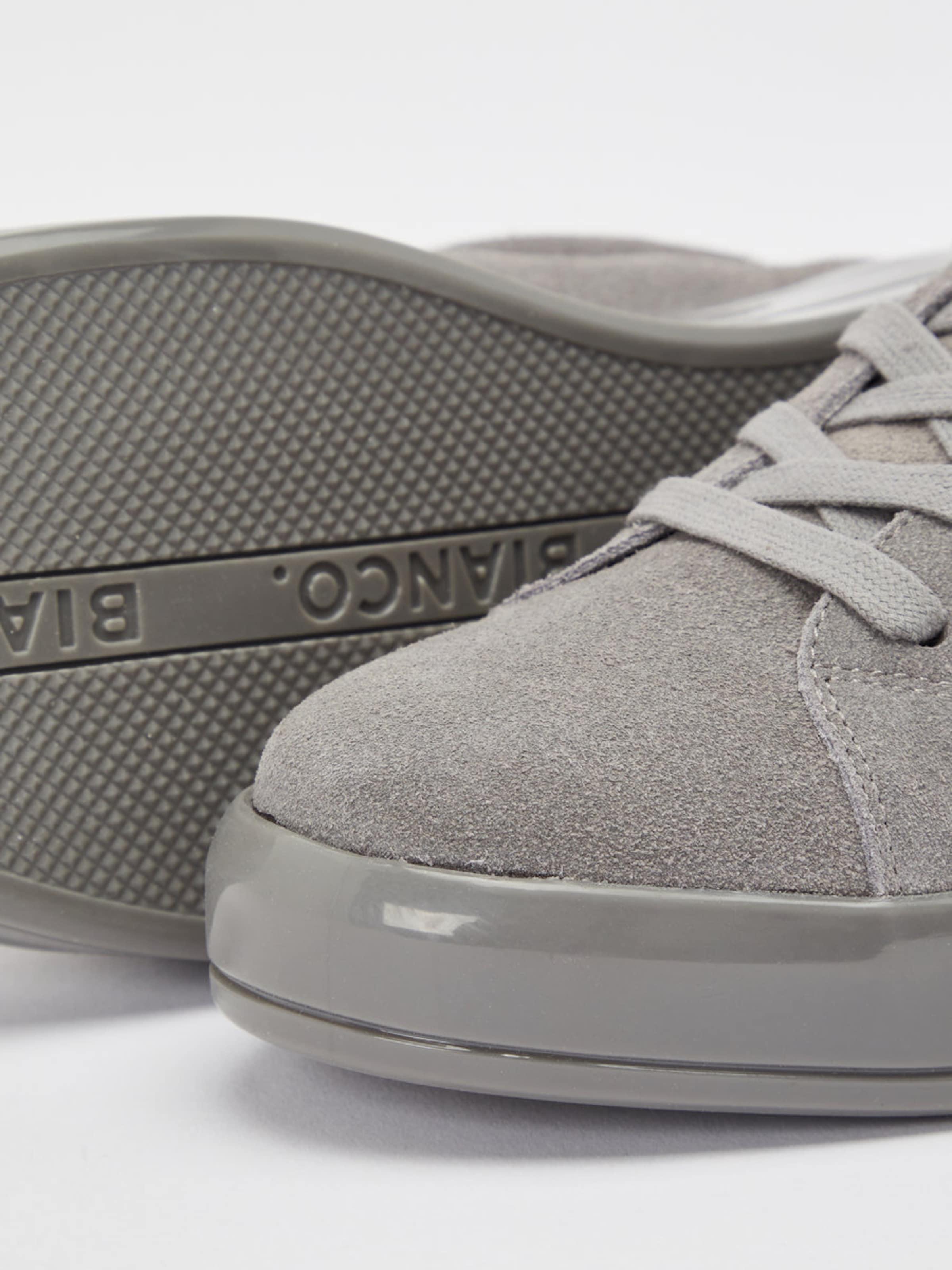 Bianco Geschnürte Leder Sneaker Niedrigster Preis Günstig Online Günstig Kaufen Klassisch Visa-Zahlung 8eDUAzr
