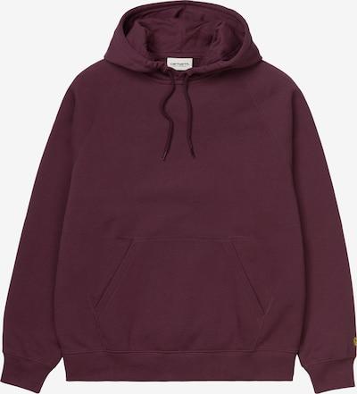 Carhartt WIP Sweatshirt in burgunder, Produktansicht