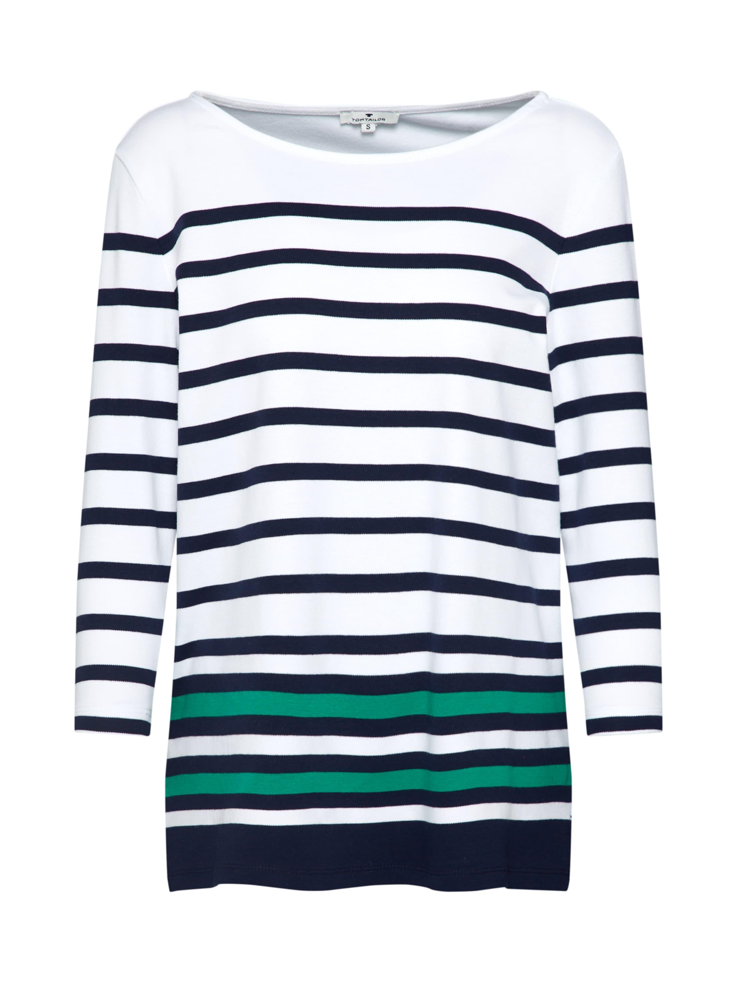 Blanc Tom NuitVert Tailor Bleu shirt En T zMqpSUV