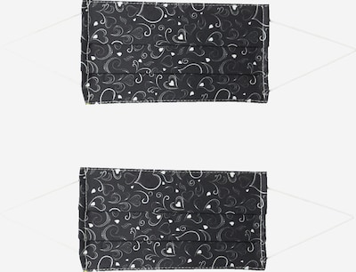 Skara '2er Pack Waves' iš Zwillingsherz , spalva - juoda / balta, Prekių apžvalga