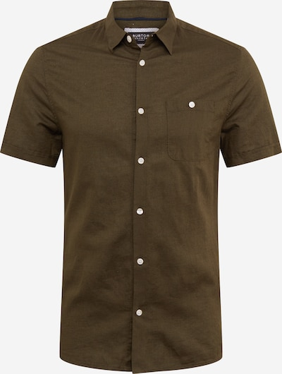 BURTON MENSWEAR LONDON Hemd in khaki, Produktansicht